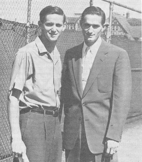 world tennis 1960 mal a roy e brothers in law